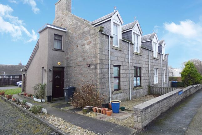 Thumbnail Flat for sale in Formartindale Cottages, Udny Station, Ellon, Aberdeenshire