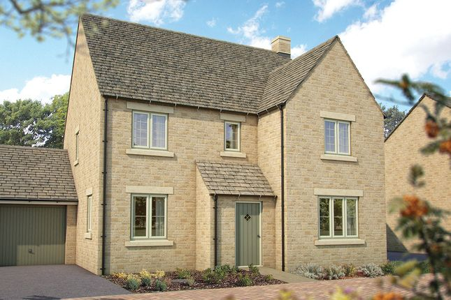 """Thumbnail Detached house for sale in """"The Batsford"""" at Todenham Road, Moreton-In-Marsh"""