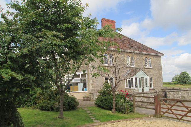 Thumbnail Farmhouse to rent in Stoke St Michael, Radstock
