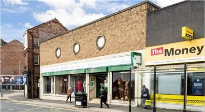 Thumbnail Commercial property for sale in Old Hall Street, Hanley, Stoke-On-Trent