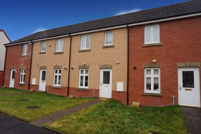 Thumbnail Terraced house for sale in Toul Gardens, Motherwell