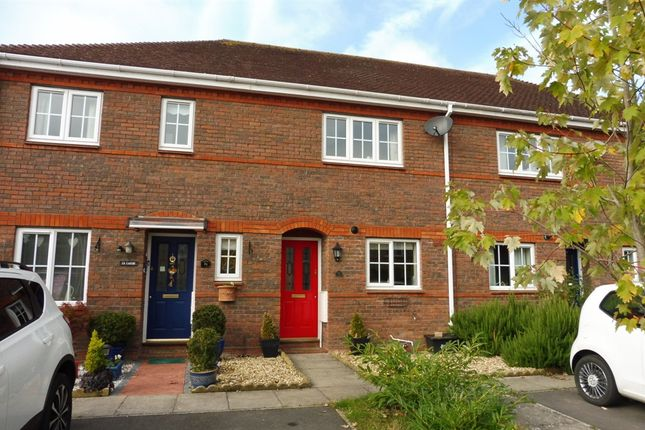 2 bed terraced house for sale in Lindford Road, Bishopdown, Salisbury