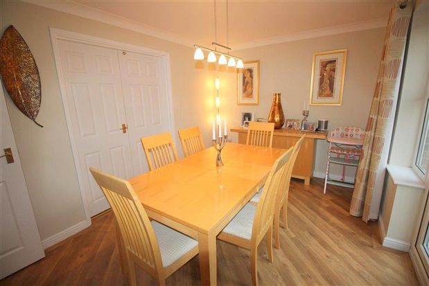 Dining Room of Quins Croft, Leyland PR25