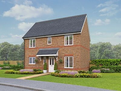 Thumbnail Detached house for sale in The Hope B, Plot 120 South Stack Road, Holyhead, Isle Of Anglesey