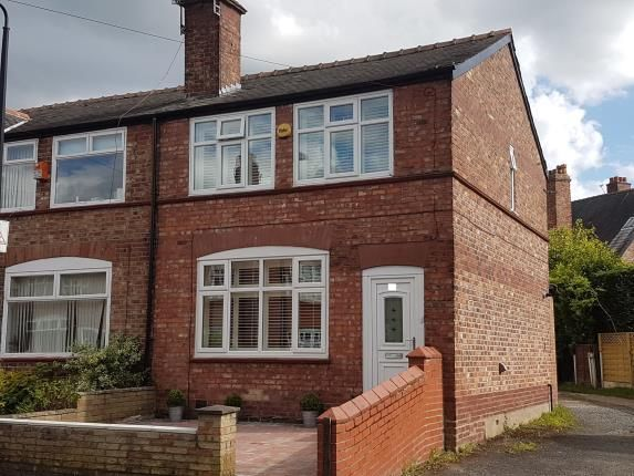 Thumbnail End terrace house for sale in Place Road, Altrincham, Manchester, Greater Manchester