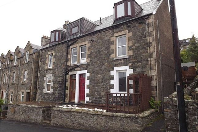 Thumbnail Flat to rent in 58 Forest Road, Selkirk, Scottish Borders, UK