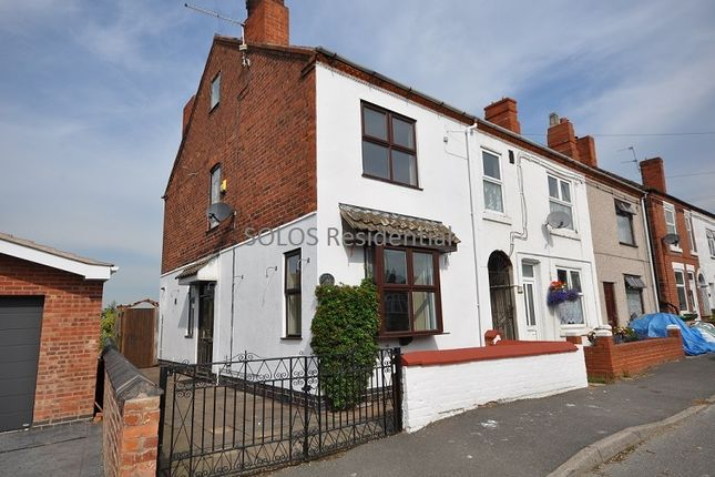 Thumbnail Semi-detached house for sale in Plainspot Road, Brinsley, Nottingham