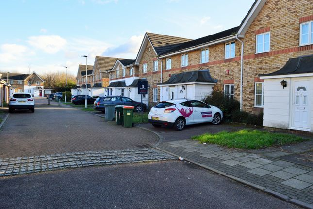 Thumbnail Terraced house to rent in Tynmouth Close, Beckton, London