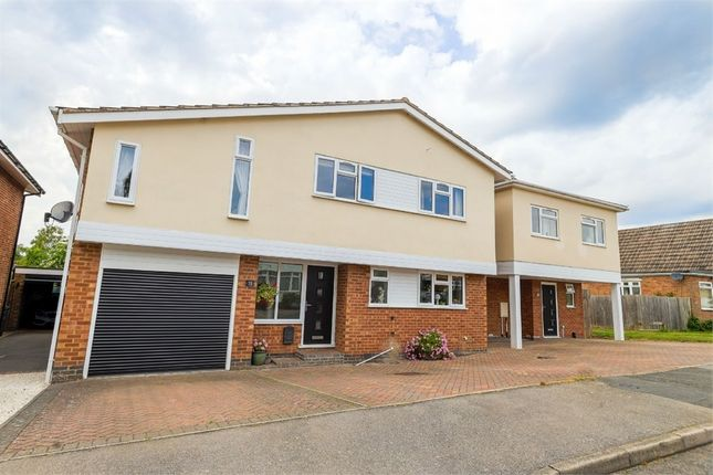 Thumbnail Detached house for sale in Tennyson Road, Lutterworth