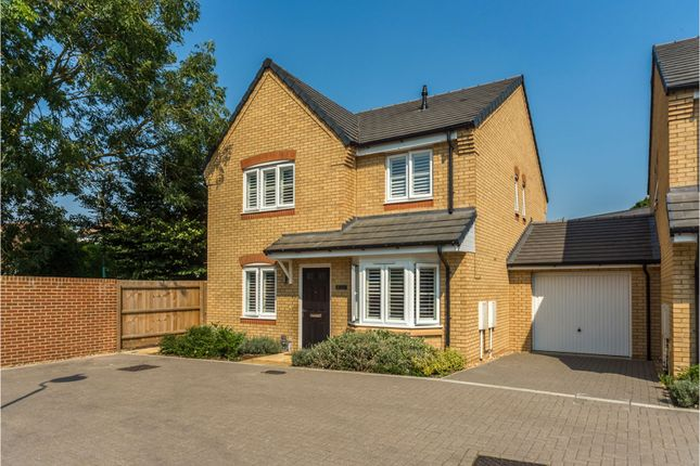 Thumbnail Detached house for sale in Vincent Gardens, Stevenage