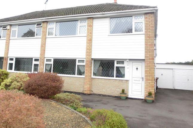 Semi-detached house in  Bronte Farm Road  Shirley  Solihull  Birmingham