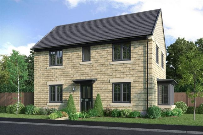 "3 bed detached house for sale in ""Eaton"" at King Street, Drighlington, Bradford BD11"