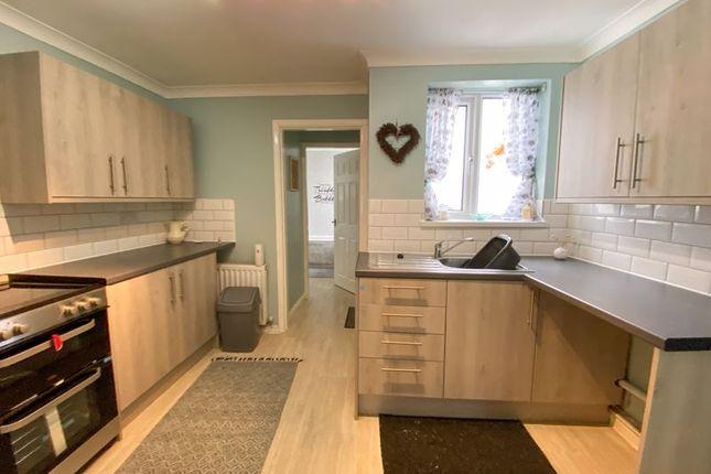 Kitchen of Railway Terrace, Brotton, Saltburn-By-The-Sea TS12