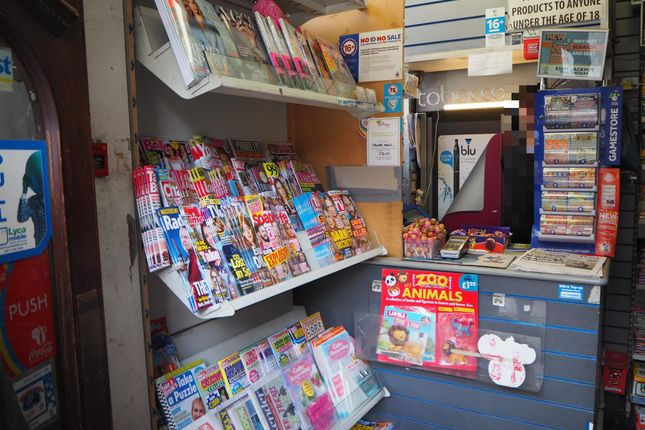 Thumbnail Retail premises for sale in Newsagents LS2, West Yorkshire