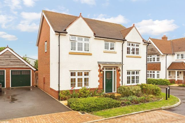 Thumbnail Detached house for sale in Hereford Way, Royston, Hertfordshire