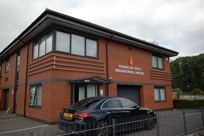 Thumbnail Office to let in Unit 6, Granary Wharf Business Park, Wetmore Road, Burton Upon Trent, Staffordshire