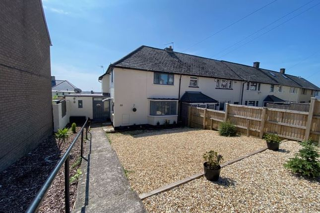 Thumbnail Terraced house for sale in Jenner Road, Barry