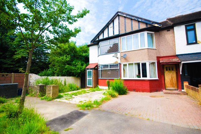 Thumbnail Property to rent in Canfield Road, Woodford Green