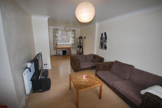 Thumbnail Semi-detached house to rent in Norman Road, Fallowfield, Manchester