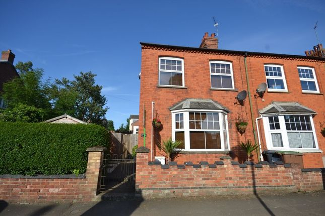 Thumbnail Terraced house for sale in Chester Terrace, Weedon, Northampton