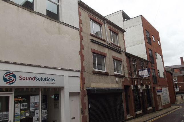 Thumbnail Flat to rent in Cannon Street, Preston
