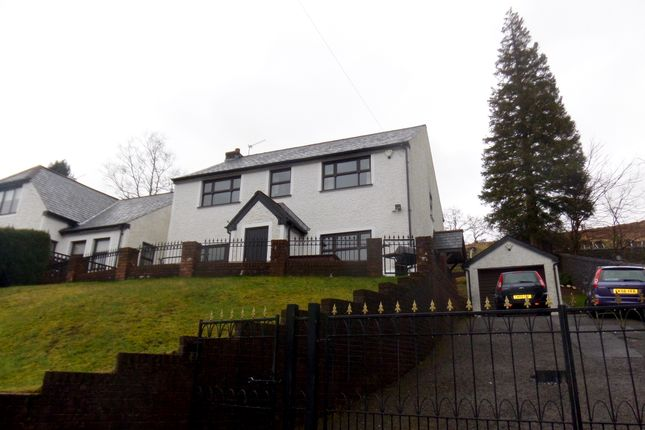 Thumbnail Detached house for sale in Llwyn Onn, Merthyr Tydfil