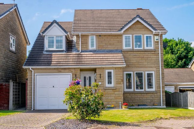 Thumbnail Detached house for sale in Manor Park, Dewsbury