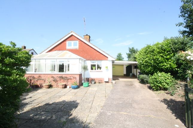 Thumbnail Detached bungalow for sale in Oak Close, Ottery St. Mary