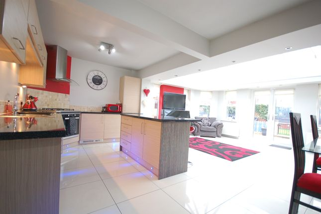 Thumbnail Semi-detached house for sale in Rutherford Place, Blackpool