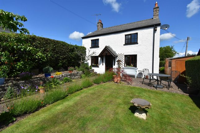 Thumbnail Cottage for sale in Shirenewton, Chepstow