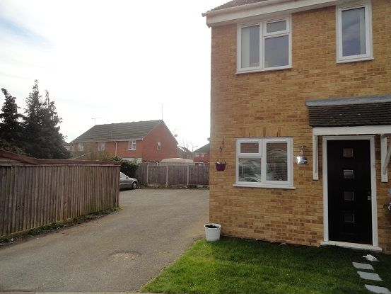 Thumbnail Detached house to rent in Blossom Close, Dagenham