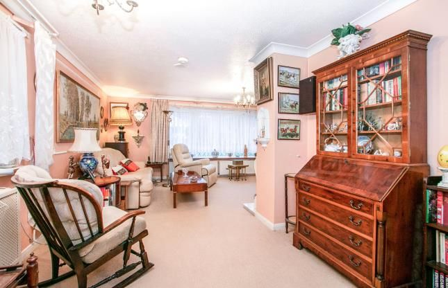 Lounge of Grosvenor Close, Ashley Heath, Ringwood BH24