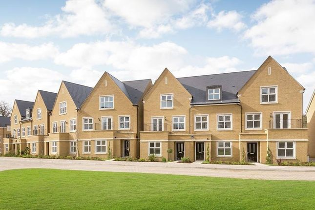 "Thumbnail Town house for sale in ""The Cumberland"" at Wick Road, Englefield Green, Egham"