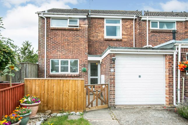2 bed end terrace house for sale in Airfield Close, Crossways, Dorchester DT2