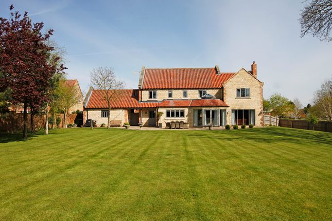 Thumbnail Detached house for sale in Redmile Close, Dyke, Bourne