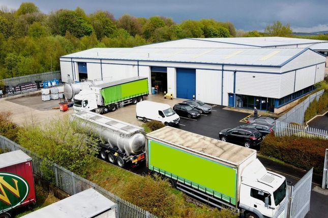 Thumbnail Industrial to let in Unit 14B, Shuttleworth Mead Business Park, Mead Way