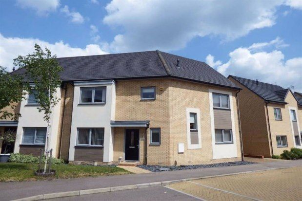 Thumbnail Property to rent in Monarch Rise, Stevenage
