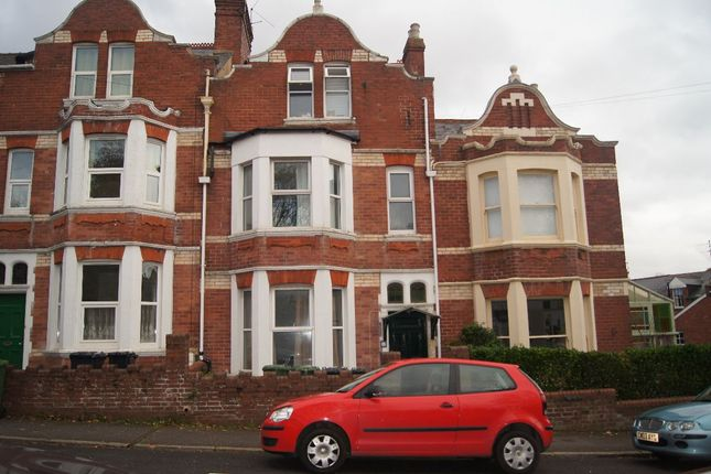 Thumbnail Terraced house to rent in Archibald Road, Exeter