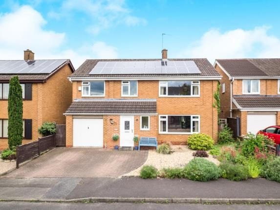 Thumbnail Detached house for sale in Whitworth Drive, Radcliffe-On-Trent, Nottingham, Nottinghamshire