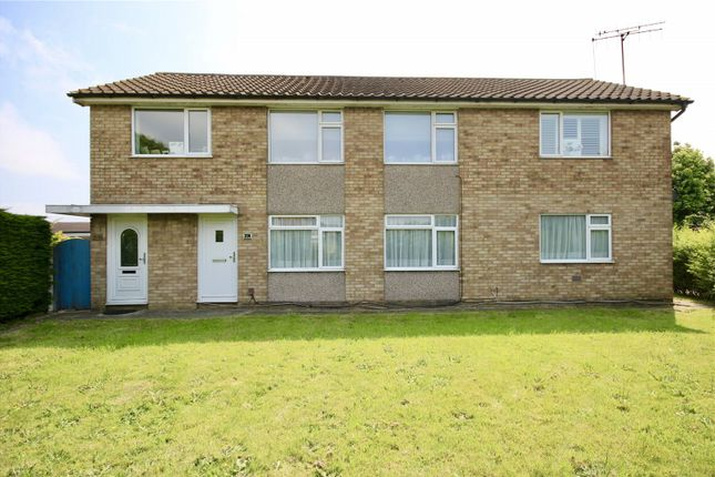 Thumbnail Maisonette for sale in Linnet Drive, Chelmsford, Essex
