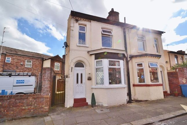 Thumbnail Semi-detached house to rent in Shakespeare Crescent, Eccles, Manchester
