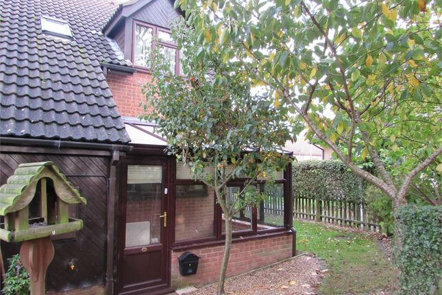 Thumbnail End terrace house for sale in Vienna Walk, Dereham, Norfolk