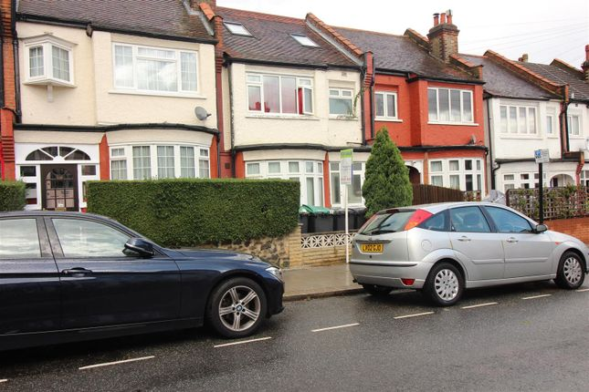 Thumbnail Terraced house for sale in Woodside Road, London
