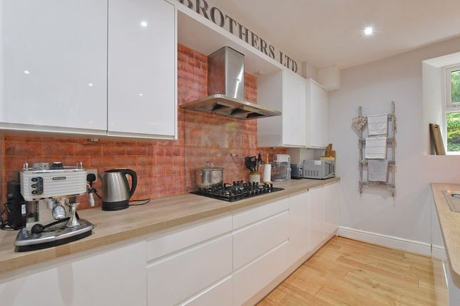 Modern Kitchen of Flat 4 Beechfield House, Broomhall Road, Sheffield S10