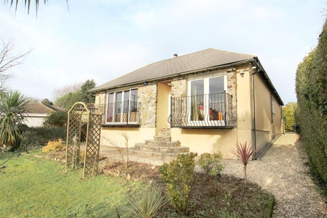 Thumbnail Detached bungalow for sale in Springfield Road, Elburton, Plymouth