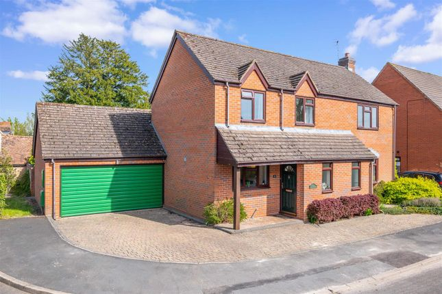 Thumbnail Detached house for sale in Harbour Close, Bidford-On-Avon, Alcester