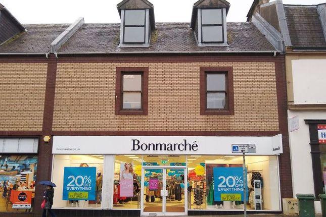 Thumbnail Retail premises for sale in 21 West Blackhall Street, Greenock, Renfrewshire