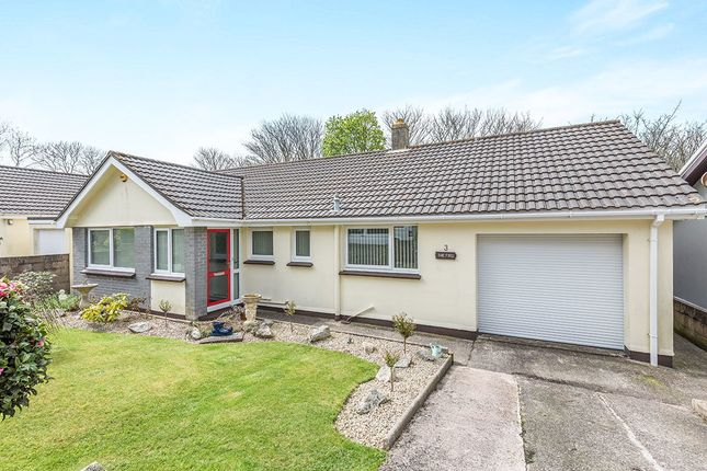 Thumbnail Bungalow for sale in Tregarland Close, Camborne