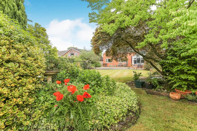 Thumbnail Detached house for sale in Balsall Street East, Balsall Common, Coventry
