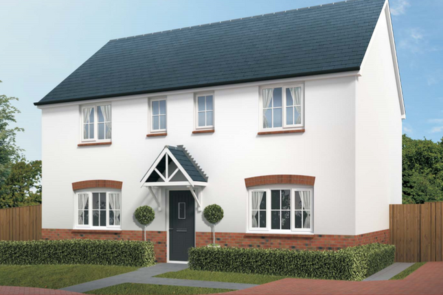 Thumbnail Detached house for sale in The Jaywick, Squires Meadow, Lea, Ross-On-Wye, Herefordshire